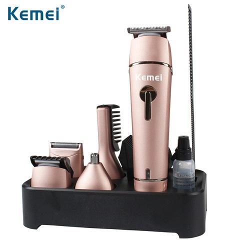 Kemie Men's Grooming Kit 10 In 1 KM-1015